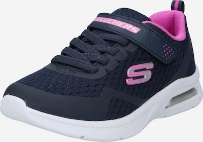SKECHERS Schuhe in navy / pink, Produktansicht
