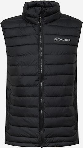 Gilet de sport 'Powder Lite Vest' COLUMBIA en gris