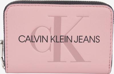 Calvin Klein Portemonnaie in rosa / schwarz, Produktansicht
