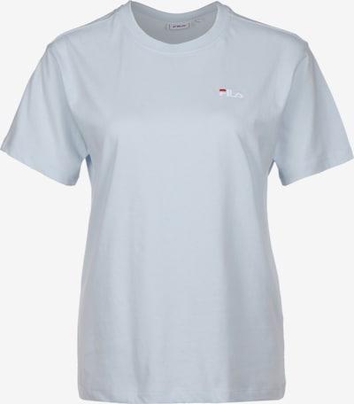 FILA Damen T-Shirt 'Eara' in hellblau, Produktansicht