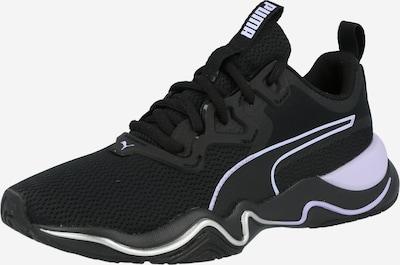 PUMA Sportske cipele 'Zone XT' u lavanda / crna / srebro, Pregled proizvoda