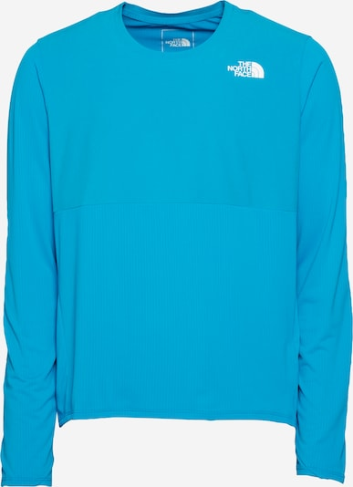 THE NORTH FACE Sportshirt in himmelblau, Produktansicht