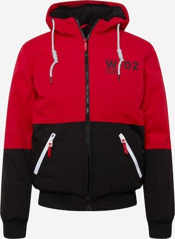 DeFacto Between-season jacket in Red
