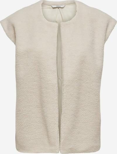 ONLY Bodywarmer in de kleur Wit, Productweergave
