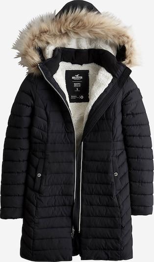HOLLISTER Abrigo de invierno en negro, Vista del producto