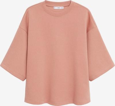 MANGO Sweatshirt 'FAKIR' in rosa, Produktansicht