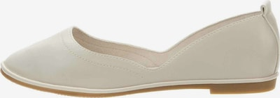 BETSY Ballerinas in beige, Produktansicht