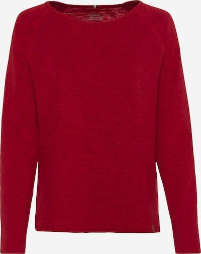 CAMEL ACTIVE Shirt in dunkelrot, Produktansicht