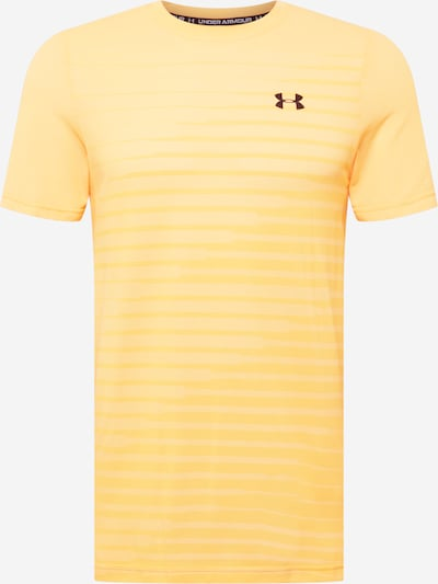 UNDER ARMOUR Performance Shirt 'Seamless' in Orange, Item view