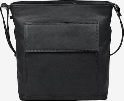 ADAX Schultertasche 'Ninna' in schwarz, Produktansicht