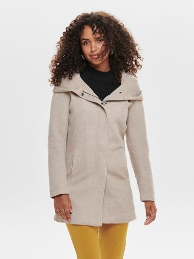 ONLY Between-seasons coat 'onlSEDONA' in Light beige, View model