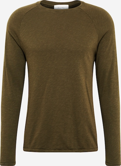 AMERICAN VINTAGE T-Shirt 'Sonoma' en olive, Vue avec produit
