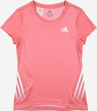 ADIDAS PERFORMANCE Sportshirt in rosa / weiß, Produktansicht