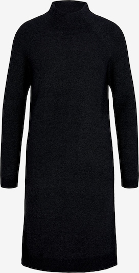 TOM TAILOR Strickkleid in schwarz, Produktansicht