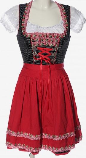 Krüger Dress in S in Red / Black / White, Item view