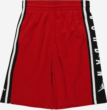 Jordan Sportbyxa i röd