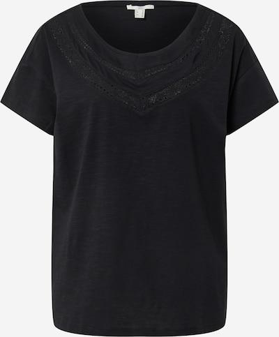 EDC BY ESPRIT Shirt in de kleur Zwart, Productweergave