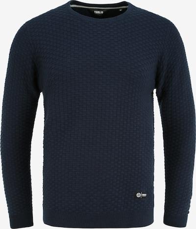 !Solid Strickpullover 'Spence' in blau / navy / dunkelblau, Produktansicht
