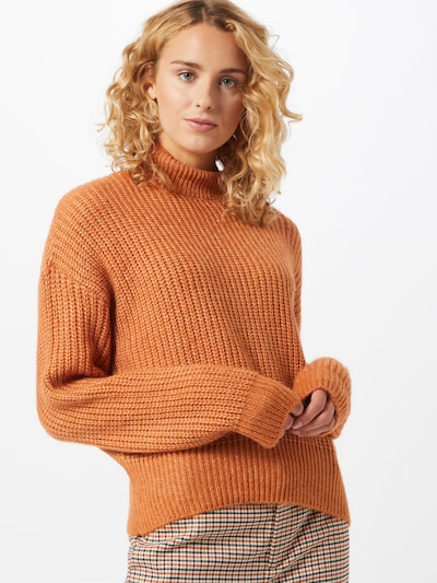 ABOUT YOU Pullover 'Tania' in orange, Modelansicht