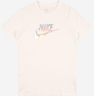 Nike Sportswear T-Krekls balts, Preces skats