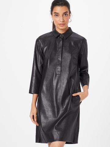 CINQUE Košeľové šaty 'DANIELO' - Čierna