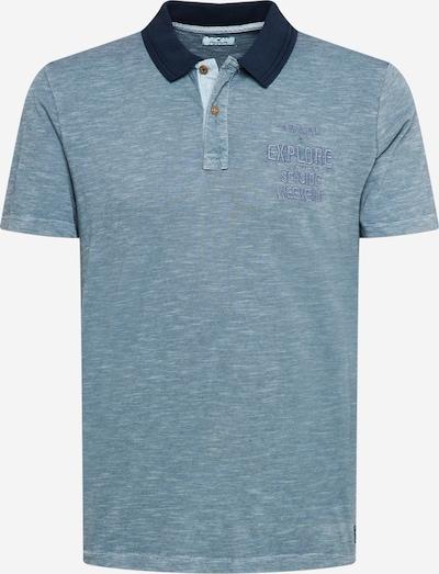 TOM TAILOR Majica u noćno plava / golublje plava, Pregled proizvoda