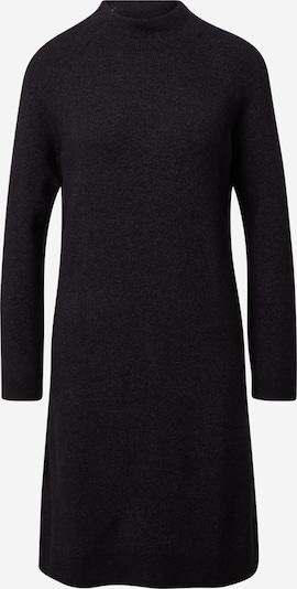 TOM TAILOR Stickad klänning i svart, Produktvy