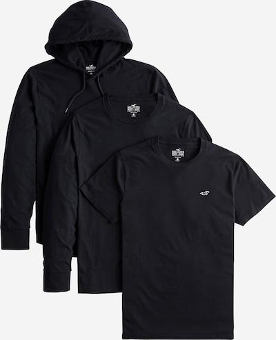 Marškinėliai iš HOLLISTER , spalva - juoda, Prekių apžvalga