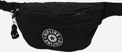 KIPLING Чанта за кръста в черно / бяло, Преглед на продукта