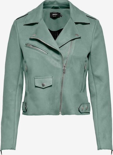ONLY Biker Jacke in grün, Produktansicht
