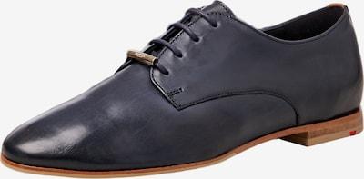 LLOYD Schuhe mit Lederfütterung in blau, Produktansicht