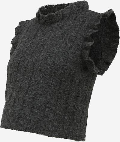 MAMALICIOUS Pullover 'Savannah' i mørkegrå, Produktvisning