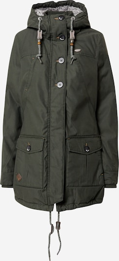 Ragwear Zimska jakna 'Jane' | oliva barva, Prikaz izdelka