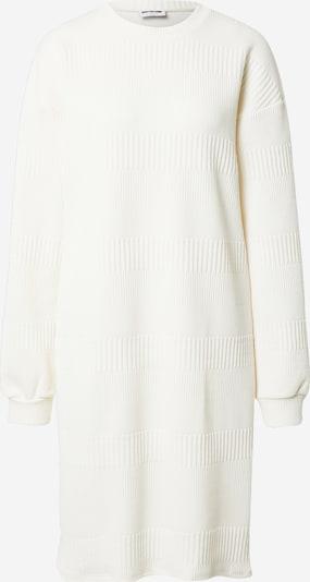 Noisy May (Tall) Robe 'BENNY' en blanc, Vue avec produit