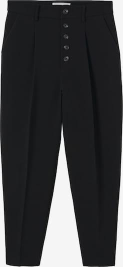 MANGO Pleated Pants 'Luca' in Black, Item view