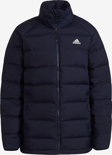 ADIDAS PERFORMANCE Sportjas in de kleur Nachtblauw, Productweergave