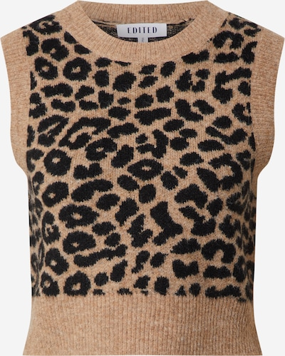 EDITED Sweater 'Alaina' in Brown / Mixed colors, Item view
