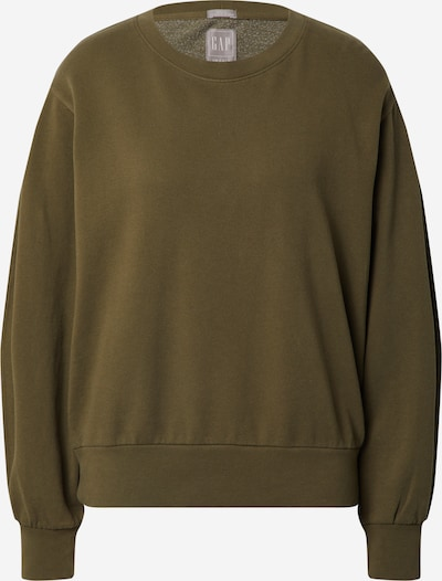 GAP Sweatshirt in oliv, Produktansicht