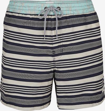 O'NEILL Plavecké šortky - béžová / námořnická modř / mátová, Produkt
