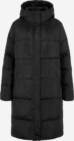 PIECES Wintermantel in schwarz, Produktansicht