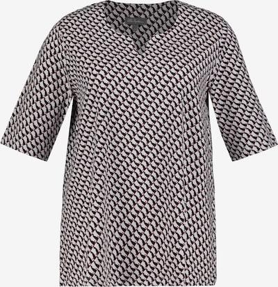 Ulla Popken Shirt in mischfarben, Produktansicht