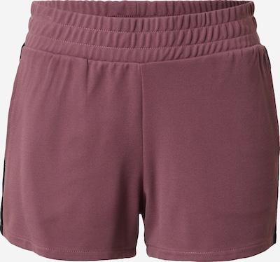 4F Športne hlače | jagoda / črna barva, Prikaz izdelka