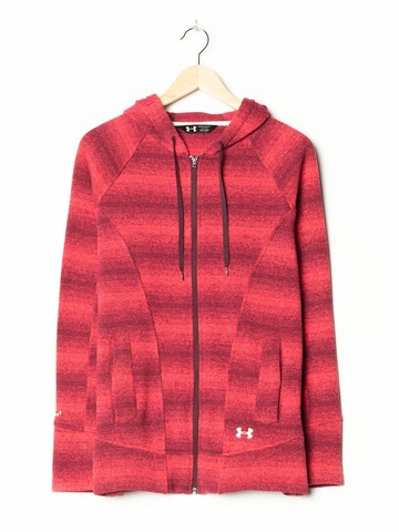 UNDER ARMOUR Fleece in M-L in Pink