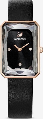 Swarovski Analog Watch 'Uptown' in Black
