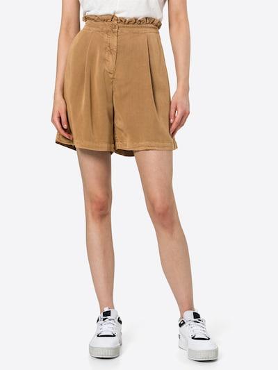 modström Shorts 'Irwin' in khaki, Modelansicht