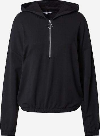 ABOUT YOU Sweatshirt 'Samara' in Black