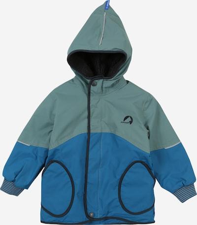 Žieminė striukė iš FINKID , spalva - mėlyna / pastelinė mėlyna, Prekių apžvalga