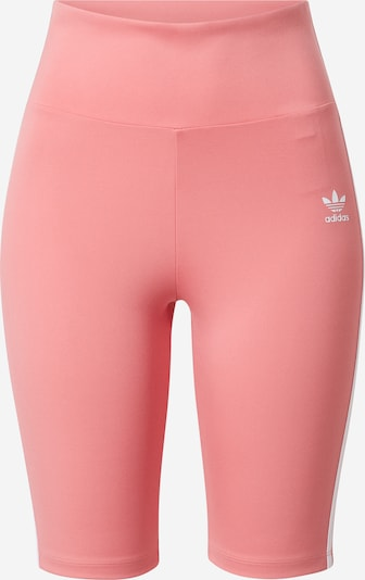 ADIDAS ORIGINALS Leggings in pink / weiß, Produktansicht