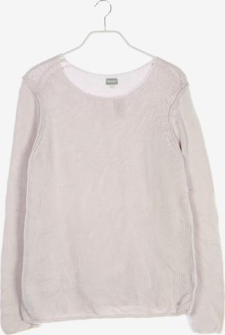 HESSNATUR Sweater & Cardigan in XXXL in Pink