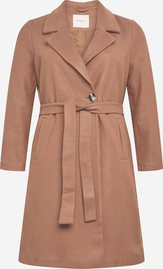 ONLY Carmakoma Prechodný kabát 'Tina' - svetlohnedá, Produkt
